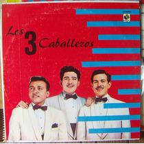 Bolero, Los Tres Caballeros, El Reloj, Lp 12´, Hwo.