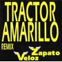 Zapato Veloz Tractor Amarillo Cd Single Rarisimo 1993 Fdp
