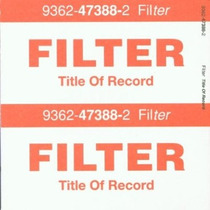 Filter - Title Of Record Cd Nuevo Import Mmy Alternativ Indi