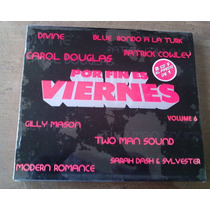 Por Fin Es Viernes Vol 6 Cd Doble Sellado Max Music 2002