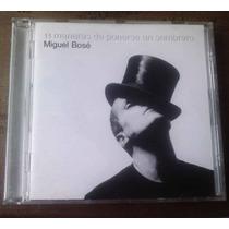 Miguel Bose 11 Maneras De Ponerse Un Sombrero Cd 1a Ed 1998