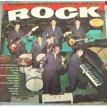 Los Rebeldes Del Rock, Lp 12´, Rock Mexicano