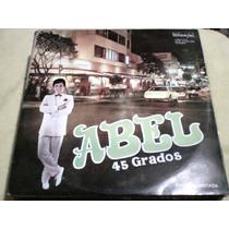 Disco Lp Abel - 45 Grados - Edicion Limitada
