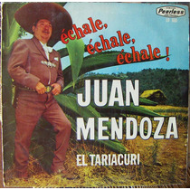Bolero, Juan Mendoza, Échale, Échale, Échale! Lp12´.