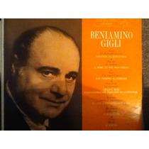 Disco Acetato De: Beniamino Gigli