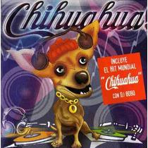 Cd Primer Edición Compilado Del Año: Chihuahua 2002