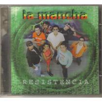 La Mancha - Resistencia ( Banda Reggae Mexicano ) Cd Rock