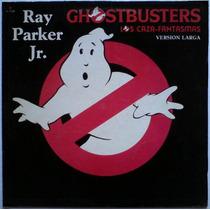 Ray Parker Jr. Ghostbusters Remix Lp Maxi-single Dj (80