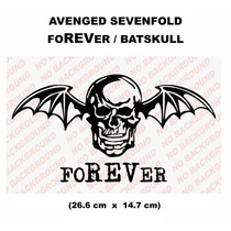 Avenged Sevenfold A7x The Rev Calcomanía Sticker Vinil Forev
