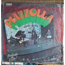 Tango, Astor Piazzolla ( En El Regina ), Lp 12´, Css