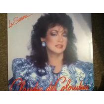 Disco Acetato De: La Señora Claudia Colombia