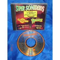 Grupo Cañaveral, Los Yaguaru,- Cd Album -super Sonideros Bfn