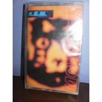 R.e.m. - Monster Cassette Importado - Alemania Nuevo.