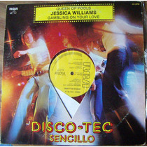 Musica Disco, Jessica Williams, Queen Of Fools, Maxi 12´ Css