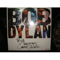 Bob Dylan Laser Disc The 30th Aniversary Concert Celebrati