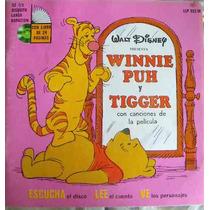 Disco Cuento De Walt Disney , Ep7´, Winnie Puh , Tigger