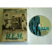 Rem. Best Of 1982-1987. Dvd Import. The Cure