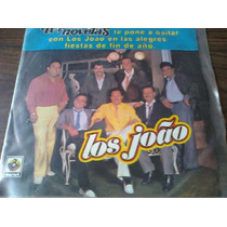 Disco Acetato 45 Rpm De Los Joao