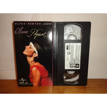 Olivia Newton John Physical Vhs Impreso En Usa 1997