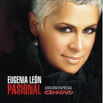Eugenia León Cd + Dvd Pasional