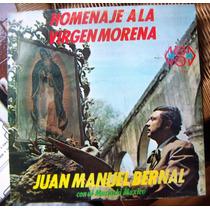Bolero, Juan Manuel Bernal, Lp 12´, Hecho En México, Hwo.