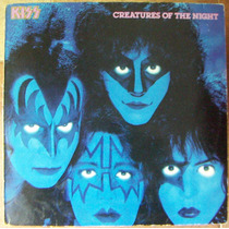 Rock Inter, Kiss, Creatures Of The Night, Lp 12´, Bfn