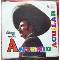 Bolero, Antonio Aguilar El Charro De México, Lp 12´, Idd.