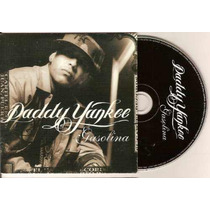 Daddy Yankee Gasolina Cd Single Excl. España - Reggaeton