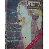 Revista Acustica,zeppelin,briseño,van Halen #4