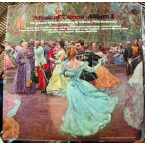 Clásica, Johann Strauss, Music Of Vienna Album 2, Lp12´, Idd