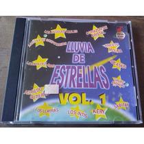 Lluvia De Estrellas Vol 1 Cd 1997 Angeles Azules, Llayras