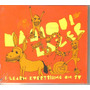 Maniqui Lazer - I Learn Everything ( Punk Rock Mexicano ) Cd