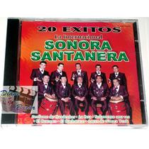 Cd 20 Éxitos, La Internacional Sonora Santanera!!! Mn4