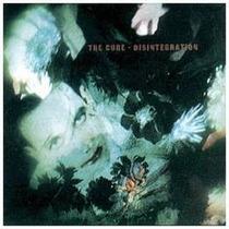 Cure The Disintegration Cd Nuevo