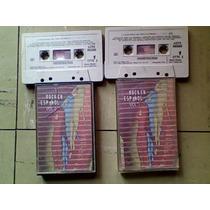 Audio Cassettes La Gran Epoca Del Rock En Español Vol.2 Y 3