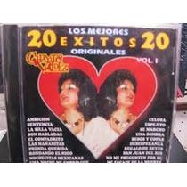 Chayito Valdez Los Mejores 20 Exitos Originales