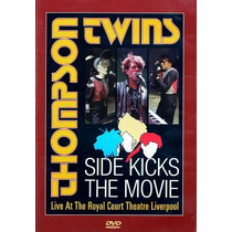 Dvd Original Thompson Twins Side Kicks The Movie In The Name