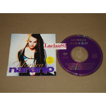 Monica Naranjo Debut Homonimo 1994 Columbia Cd