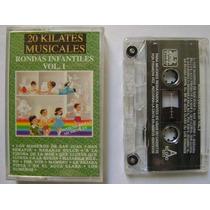 Rondas Infantiles / Vol. 1 1 Cassette