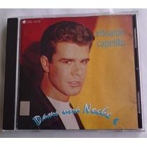 Eduardo Capetillo Dame Una Noche Cd 1a Ed 1991 C/ Cancionero