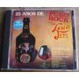 The Loud Jets 25 Años De Puro Rock 15 Exitos Cd Raro Bvf