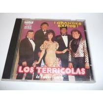 Los Terricolas De Freddy Fuentes Grandes Exitos Cd 1995