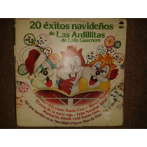 Disco Acetato: Las Ardillitas De Lalo Guerrero