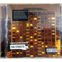 Cd The Streets Original Pirate Material Europeo Como Nuevo