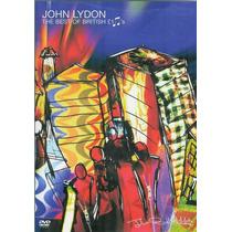Dvd Original John Lydon The Best Of British Pil Sex Pistols
