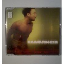 Rammstein Sonne Estado Impecable De La Caja Y El Disco
