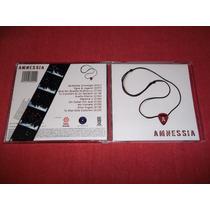 Amnessia - Homonimo Cd Nac Ed 2005 Mdisk