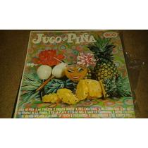 Disco Acetato De Jugo De Piña, Los Andinos, Los Pacharacos,