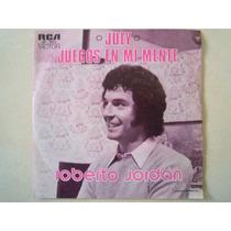 Roberto Jordan Ep Vinyl July Juegos En Mi Mente