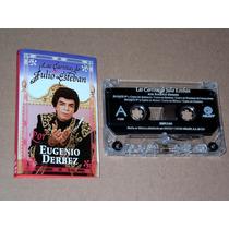 Eugenio Derbez Cartitas De Julio Esteban Cassette Kct Tape
